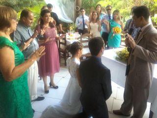 O casamento de Willianne e Hemerson