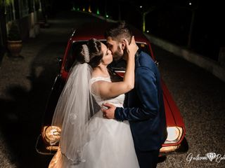 O casamento de Tayrine  e Renan