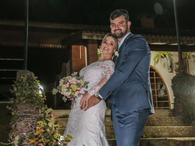 O casamento de Patrícia e Vâine