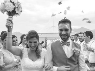O casamento de Ana e Érico