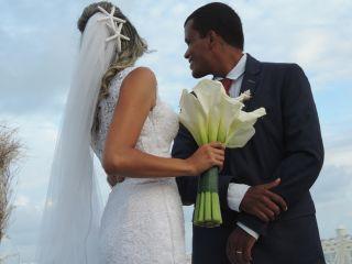 O casamento de Bianca e Dyego