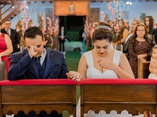 O casamento de Thais e Matheus