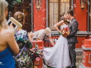 O casamento de Filipe e Daniella 1