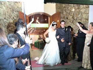 O casamento de Adriele e Leandro 1