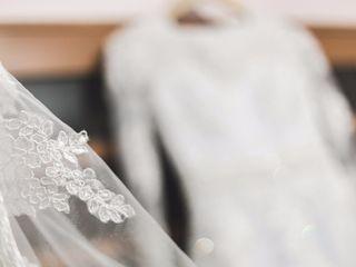 O casamento de Larissa e Marcus Vinícius 1
