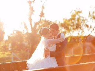 O casamento de Lilli e Natan