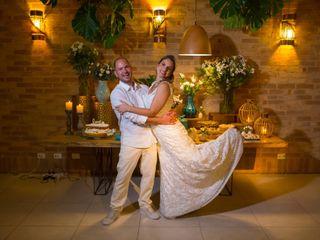 O casamento de Marcela e Rafael