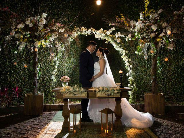 O casamento de Natália e Fabio