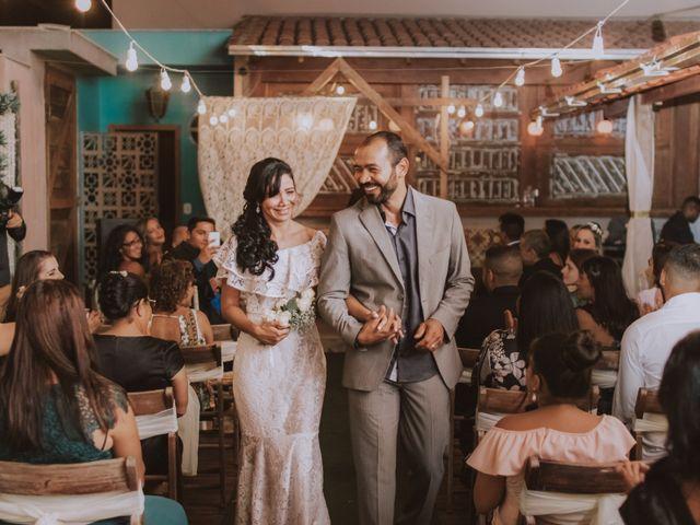 O casamento de Vanessa e Warley