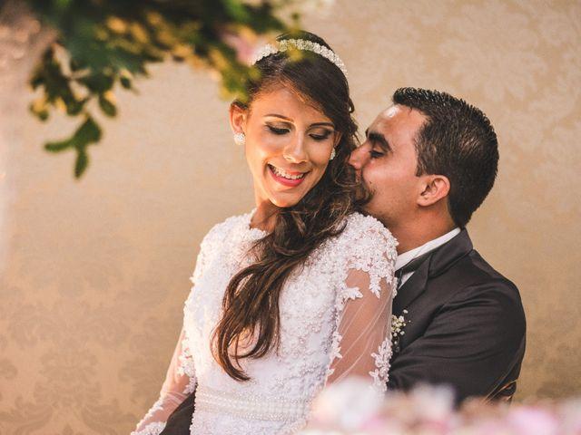 O casamento de Larissa e Marcus Vinícius
