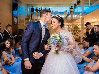 O casamento de Emily  e Alexsander