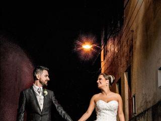O casamento de Fabiana e Paulo