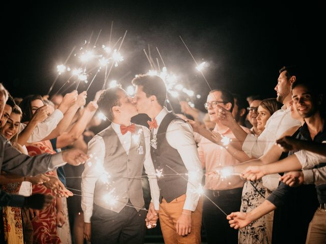 O casamento de Manuel e Thiago