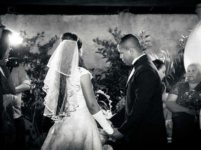 O casamento de Marta e Lauriano