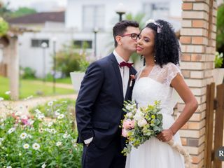 O casamento de Angélica Abreu e Wagner Pietro