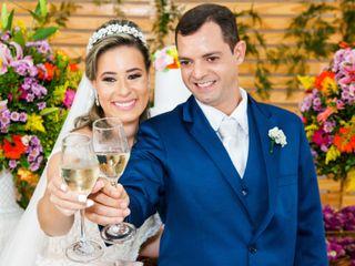 O casamento de Jacqueline e Thiago
