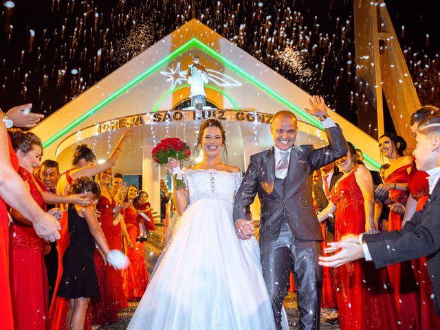 O casamento de Damiana e Matheus