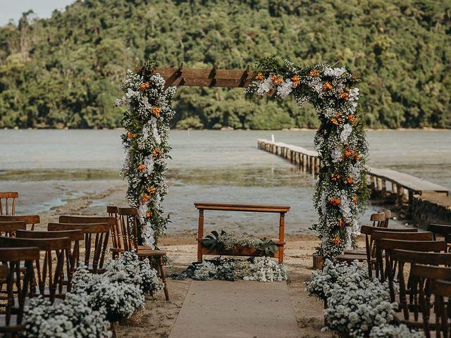 O casamento de Olivier e Camila em Parati, Rio de Janeiro 4