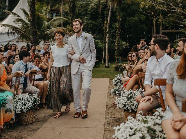 O casamento de Olivier e Camila em Parati, Rio de Janeiro 21