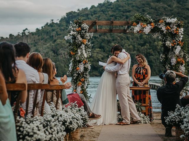 O casamento de Olivier e Camila em Parati, Rio de Janeiro 38