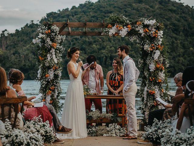 O casamento de Olivier e Camila em Parati, Rio de Janeiro 39