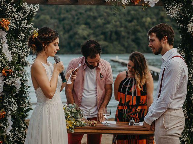 O casamento de Olivier e Camila em Parati, Rio de Janeiro 40