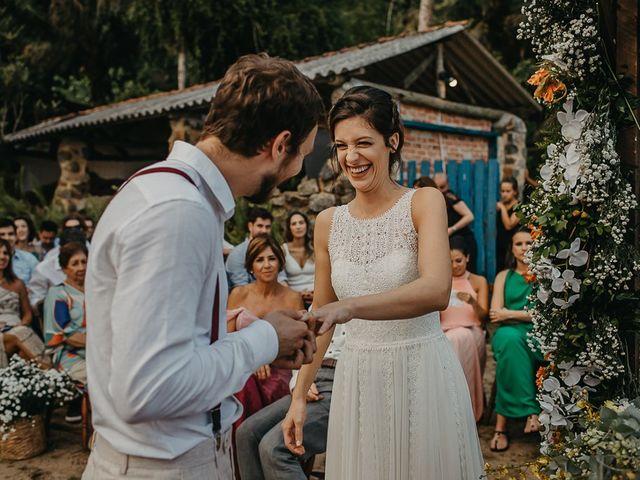 O casamento de Olivier e Camila em Parati, Rio de Janeiro 41