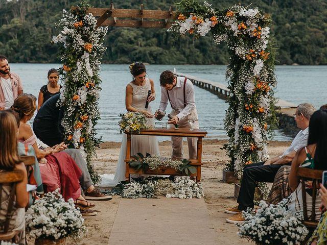 O casamento de Olivier e Camila em Parati, Rio de Janeiro 45