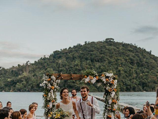 O casamento de Olivier e Camila em Parati, Rio de Janeiro 1