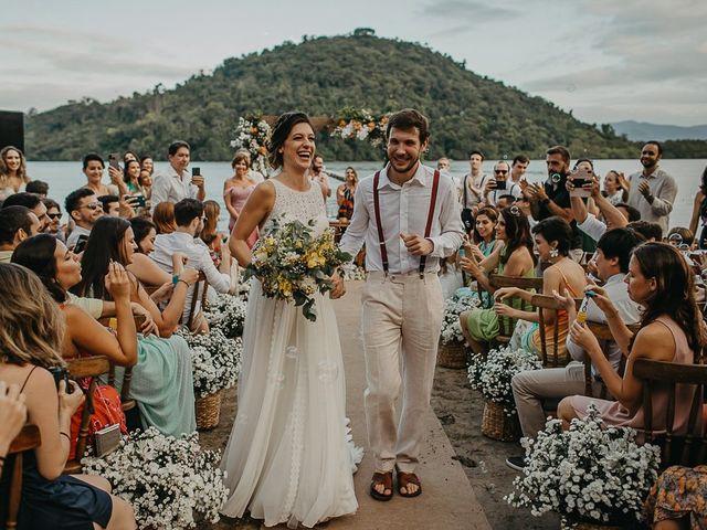 O casamento de Olivier e Camila em Parati, Rio de Janeiro 2
