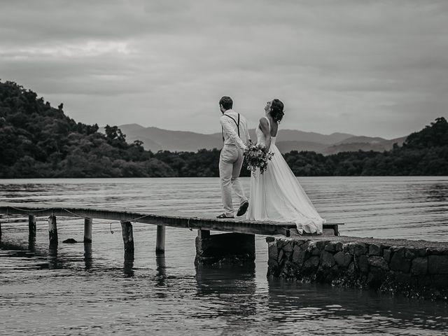 O casamento de Camila e Olivier