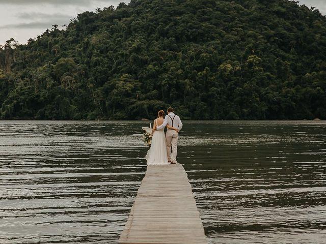 O casamento de Olivier e Camila em Parati, Rio de Janeiro 53