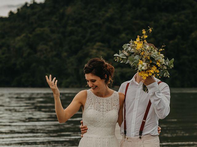 O casamento de Olivier e Camila em Parati, Rio de Janeiro 55