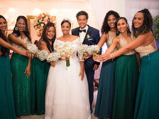 O casamento de Igor e Tainá em Salvador, Bahia 46