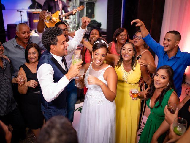 O casamento de Igor e Tainá em Salvador, Bahia 53