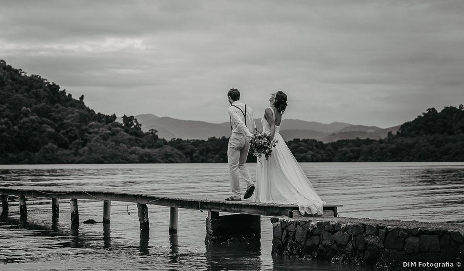 O casamento de Olivier e Camila em Parati, Rio de Janeiro