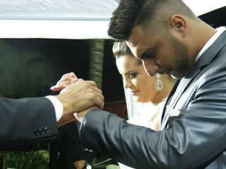O casamento de Ivanete Rosa  e Italo Branco
