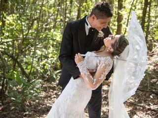 O casamento de Juliane e Müller