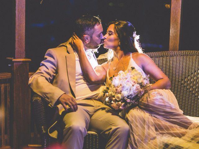 O casamento de Mônique e Rafael