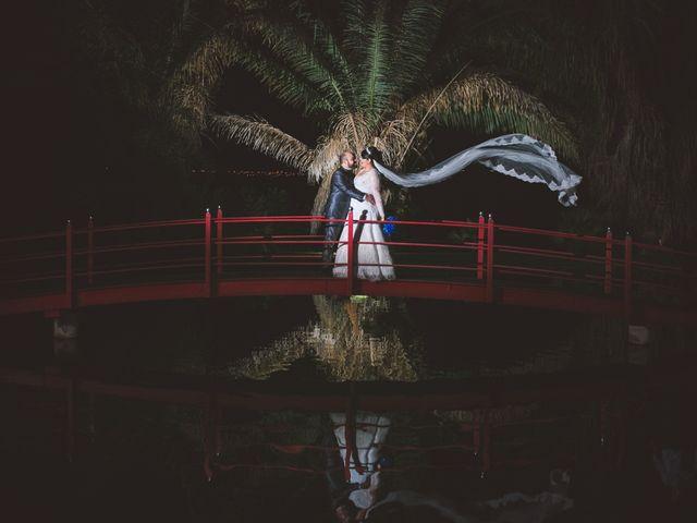 O casamento de Savia e Welinton
