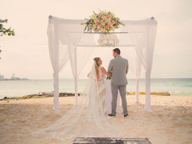 O casamento de Caly e Almir