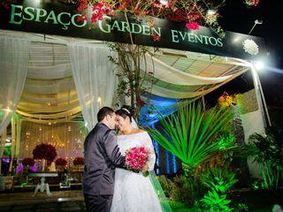 O casamento de Fernanda e Fernando