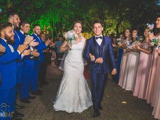 O casamento de Roger Pinheiro e Jenifer Cardoso dos Anjos Pinheiro