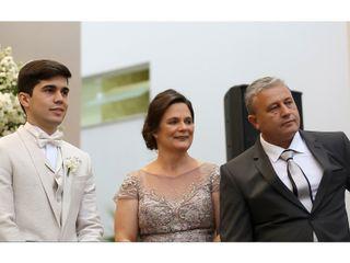 O casamento de Talita e Junior 1