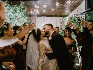 O casamento de Thais e Marcelo