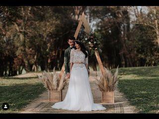 O casamento de Daniela e Martí 3