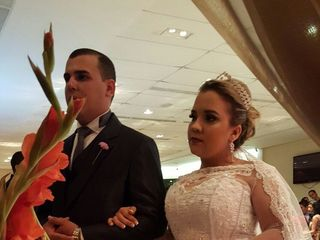 O casamento de Vanessa e Lucas 3