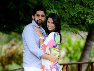 O casamento de Samantha e Luis Alberto 3