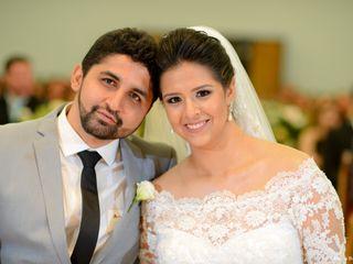 O casamento de Samantha e Luis Alberto