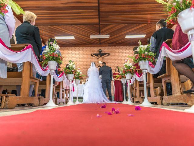 O casamento de Rodrigo e Renata
